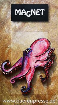 Octopus Tinti- Magnet