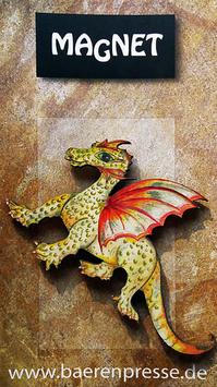 Drachen - Magnet