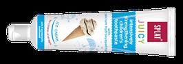Splat Juicy Ice Cream -intensiv stärkende, fluoridfreie Kinderzahnpasta für jede Altersstufe