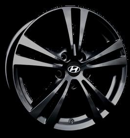Winterkomplettrad Satz Hyundai i30
