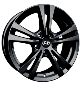 Winterkomplettrad Satz Hyundai Tucson