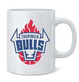 TH Bulls Tasse mit Logo