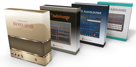 Audiolounge Big Bundle  ( 4 Plug-ins Inklusive)