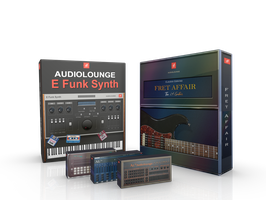 Audiolounge Big Bundle 2  ( 5 Plug-ins Inklusive)