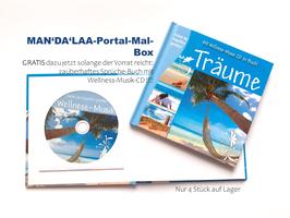1 Stück Sprüche Buch mit Wellness Musik-CD als Geschenkzugabe bei der Bestellung einer MAN'DA'LAA-BOX