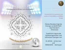Nr. 20 - MAN'DA'LAA-Portal-Druck