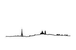 THE LINE | WANDDEKORATION | PARIS