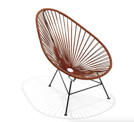 VIVA MEXICO CHAIR | ACAPULCO CHAIR | NATURLEDER