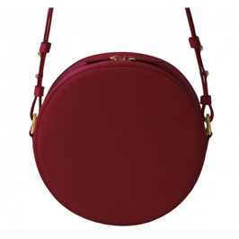 CHI CHI FAN | FULLMOON BAG RED