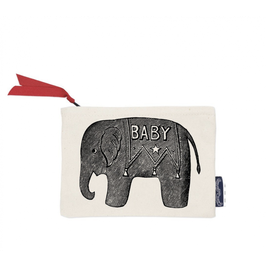 CHASE & WONDER | BABY ELEPHANT SCREEN PURSE
