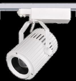 70W COB-LED Euro-Tracking light
