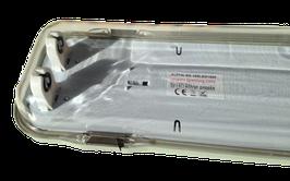 LED T8-Wannenleuchte 1500 klar
