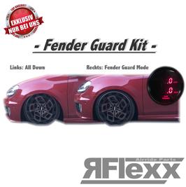 Fender Guard Kit für beide Achsen (für Systeme mit achsweiser Steuerung ohne Antiwank oder Ventilblock)