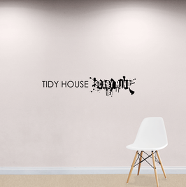 Tidy House Scary Mind (large)
