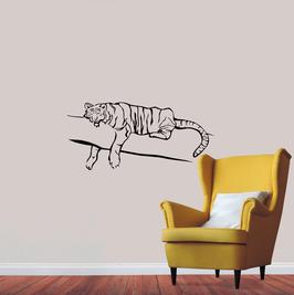 Sleeping Tiger (large)
