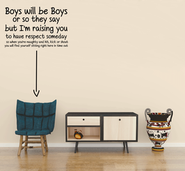 Boys will be Boys - Time Out (large)