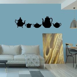 Tea Pots (large)