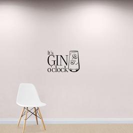 It's Gin O'Clock (small)
