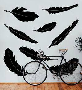 Feathers [Set of 8] (medium)