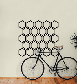 Hollow Honeycomb Pack [set of 23]