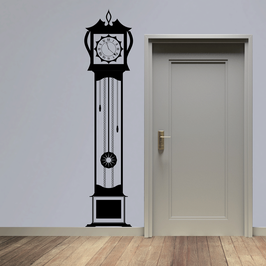 Grandfather Clock (large)