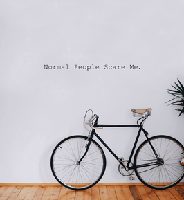 Normal People Scare Me (large)