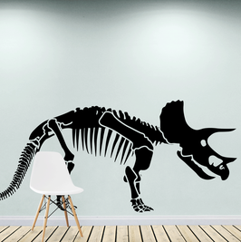 Triceratops Skeleton (extra large)