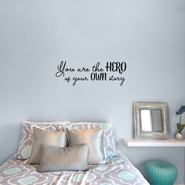 You are the hero of your own story (small)