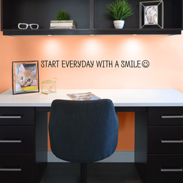 Start everyday with a smile (large)