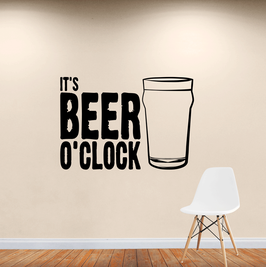 It's Beer O'Clock (large)