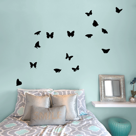 Flight of Butterflies (Small)