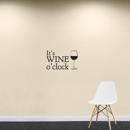 It's Wine O'Clock (small)