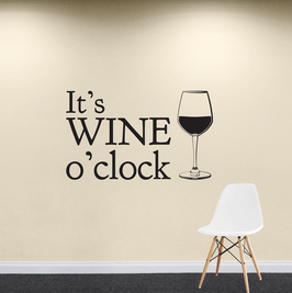 It's Wine O'Clock (large)