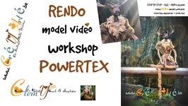 POWERTEX VIDEO TECHNQIUE WORKSHOP: MR. RENDO