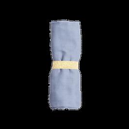 Muslin Cloth Marine blue