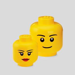 Aufbewahrung Lego Storage Head Small Girl