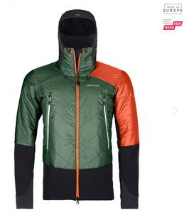 ORTOVOX Swisswool Piz Palü Jacket