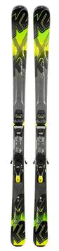 K2 Rictor XTI inklusive Marker M3 11 TCX Bindung