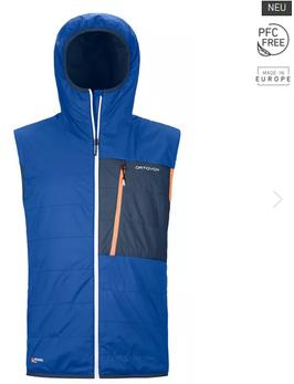 ORTOVOX Swisswool Piz Duan Vest