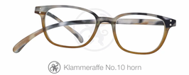 Klammeraffe® No. 10 horn