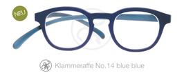 Klammeraffe® No. 14 blue/blue