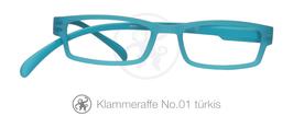 Klammeraffe® No. 01 türkis