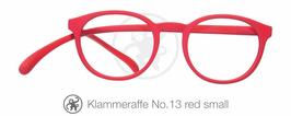 Klammeraffe® No. 13 small red