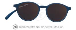 Klammeraffe® No. 12 Bifokal-Sonne petrol