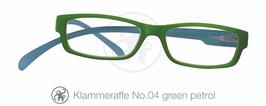 Klammeraffe® No. 04 green/petrol