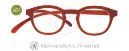 Klammeraffe® No. 14 red/red