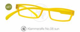 Klammeraffe® No. 08 sun