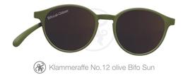 Klammeraffe® No. 12 Bifokal-Sonne olive