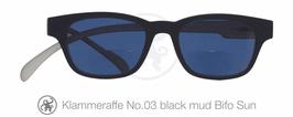 Klammeraffe® No. 03 Sonne-Bifokal black/mud