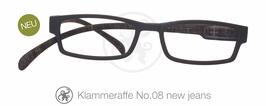 Klammeraffe® No. 08 Jeans